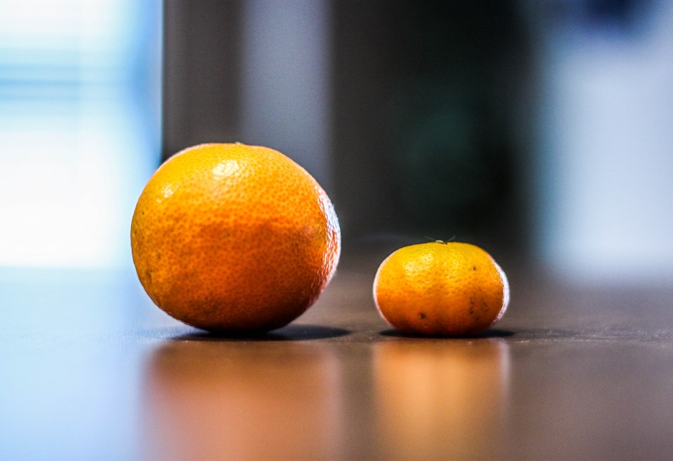 Day 45 - Christmas Oranges